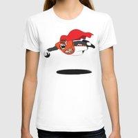 cincinnati T-shirts featuring CINCINNATI SUPERMAN by dapperdesignz