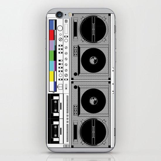 1 kHz #10 iPhone & iPod Skin