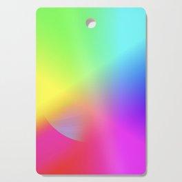 Rainbow series II Cutting Board