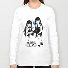 Anomalia Twins Long Sleeve T-shirt