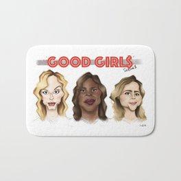 Good Girls - Beth, Ruby, & Annie Bath Mat