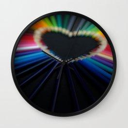 Love, Actually Wall Clock
