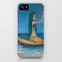 Mystical  Mermaid  iPhone Case