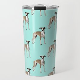 Whippet Love Travel Mug