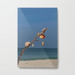 Dangling Doubts- vertical Metal Print