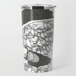 Posting A Letter Travel Mug