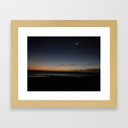 From Dawn Till Dusk Framed Art Print