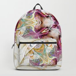 Mandalas from the Heart of Change 7 Backpack