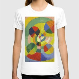 "Robert Delaunay ""Circular Forms"" (detail) T-shirt"