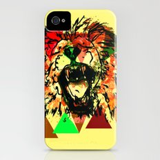 Panthera Leo Slim Case iPhone (4, 4s)