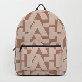 Bold Sepia Backpack