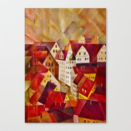 DoroT No. 0004 Canvas Print
