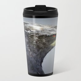 Hippogriff 3 Metal Travel Mug