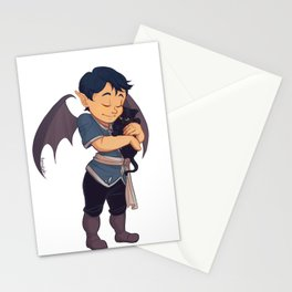 Baby Rhys Hugs Stationery Cards