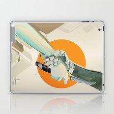 SERVITUDE Laptop & iPad Skin