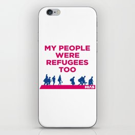 HIAS Educate For Action iPhone Skin
