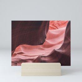 The Wave, Lower Antelope Canyon, Page, AZ Mini Art Print