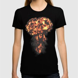 A nuclear explosion T-shirt