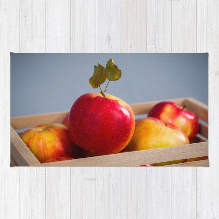 Box of Apples Rug