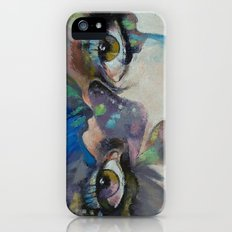 Gothic Butterflies iPhone (5, 5s) Slim Case