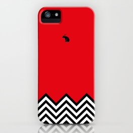 Red Sea iPhone Case