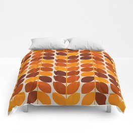 Fall Leaves Comforters