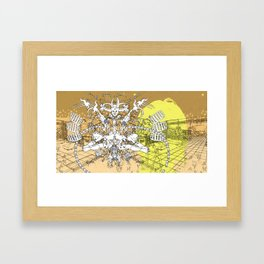 Supplication - 1 Framed Art Print