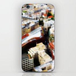 on top XII iPhone Skin
