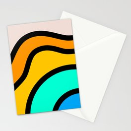 Lonely Travels - Geyser Stationery Cards