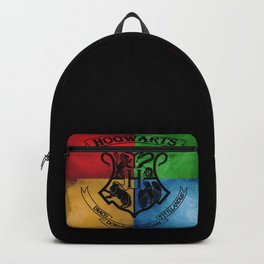 Hogwarts House Crest HP Backpack