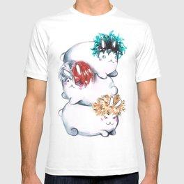 My Hero Academia MHA Kawaii Bunnies T-shirt