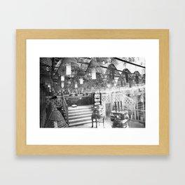 Temple #1 Framed Art Print