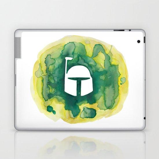 Star Wars Boba Fett Laptop & iPad Skin
