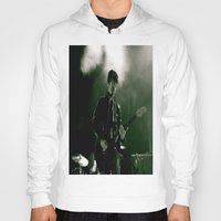 alex turner Hoodies featuring Alex by The Electric Blve / YenHsiang Liang