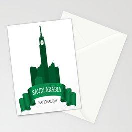 Saudi Arabia National Day Stationery Cards