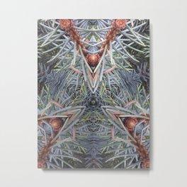 Buzzy Buzzy Metal Print