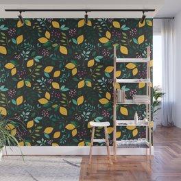 Lemon Grove Wall Mural