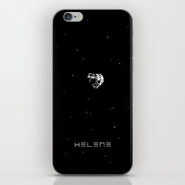 HELENE iPhone Skin