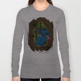 wolf at your door Long Sleeve T-shirt