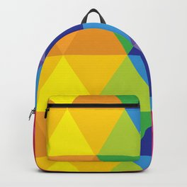 Rainbow Cosmic Universe Backpack