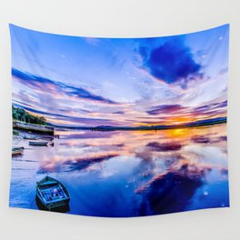 Newburgh Sunset Wall Tapestry