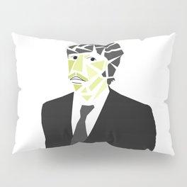 Geometric Ringo Pillow Sham