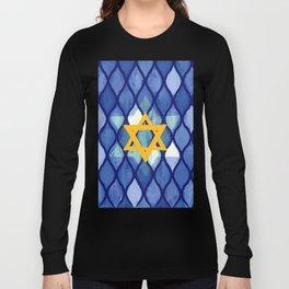 Jewish Celebration Long Sleeve T-shirt