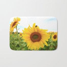 Sunflower 8 Bath Mat