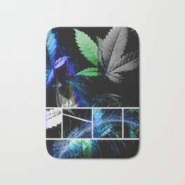 GreenRush - Hyper Leaf Bath Mat