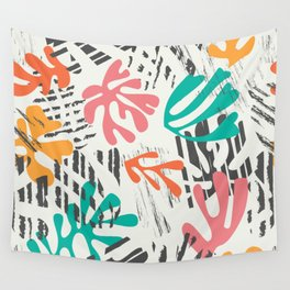 Matisse Pattern 011 Wall Tapestry