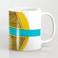 - sun sea triangles - Mug
