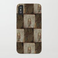 gladiator iPhone & iPod Cases featuring Gladiator II by Alec Bancher