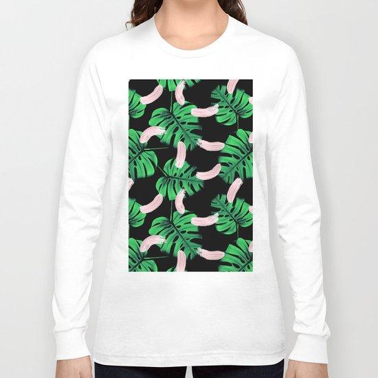 Moody Jungle Long Sleeve T-shirt