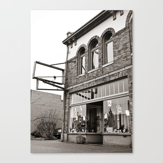 South Tacoma studio Canvas Print